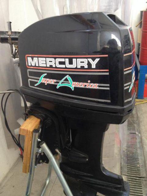 motori usati barche mercury super america 40 roma