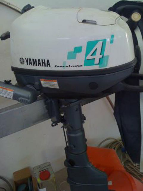 motori usati barche yamaha fourstroke roma