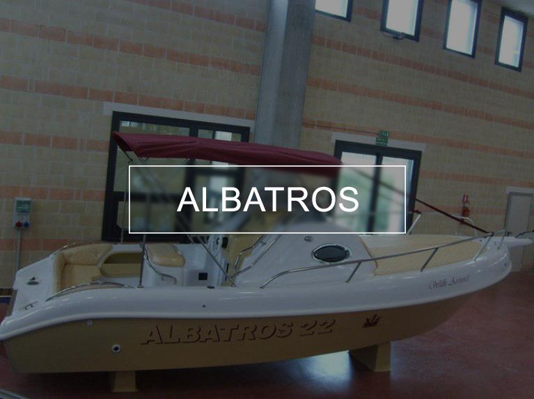 barche albatros centro nautico tirreno
