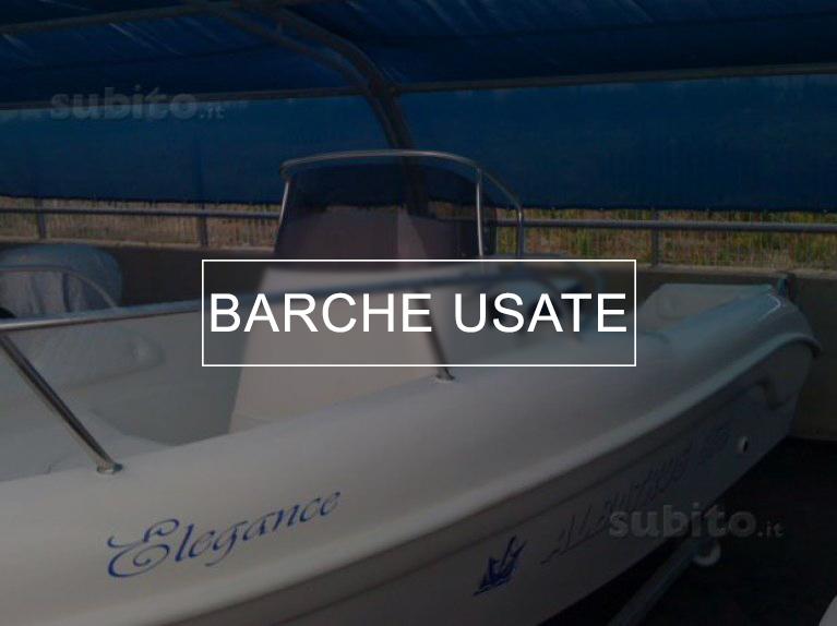 barche usate centro nautico tirreno